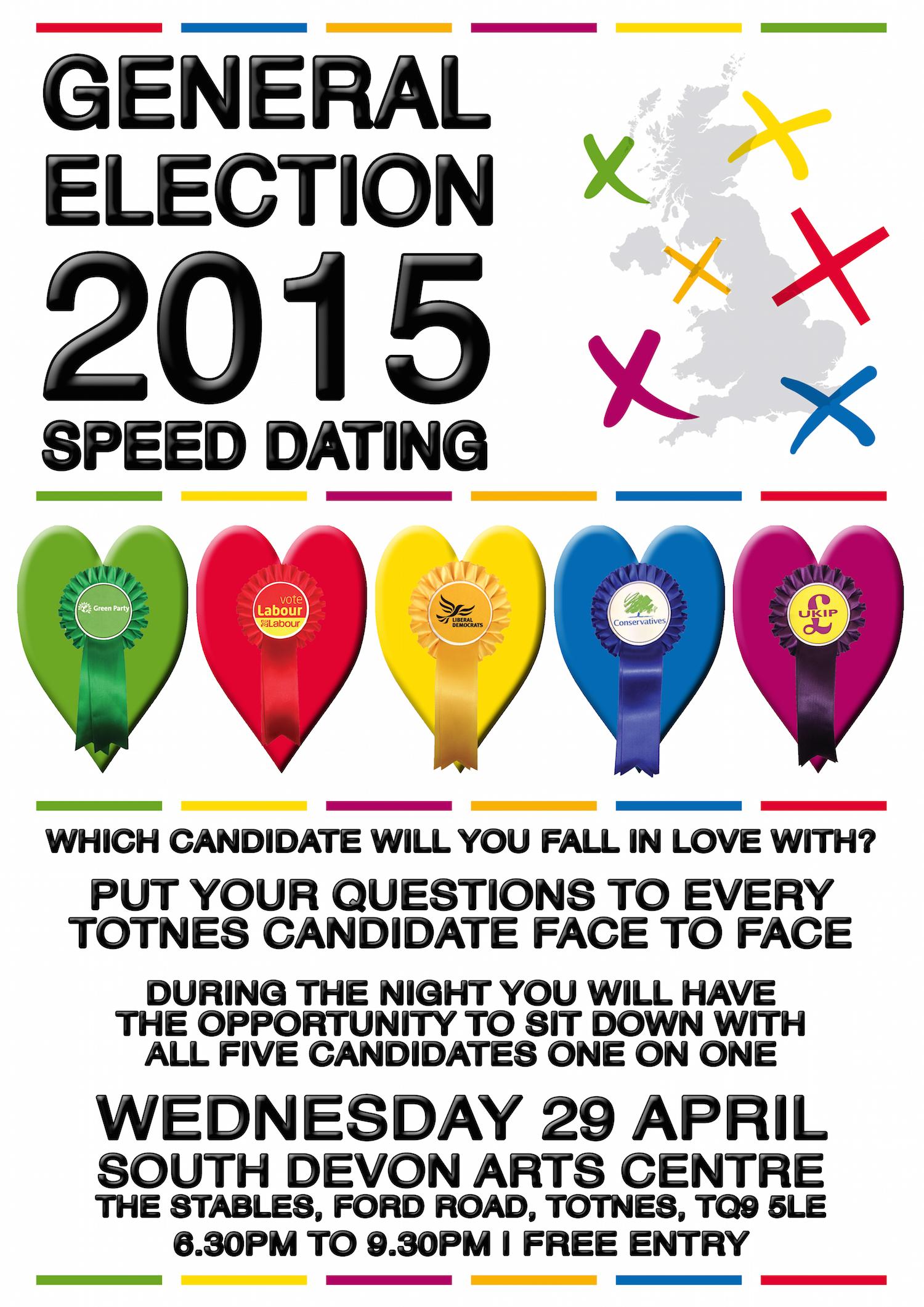 Speed dating events devon
